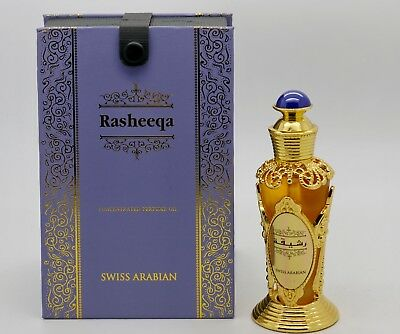 Best Alcohol Free Perfume For Women - RASHEEQA By Swiss Arabian