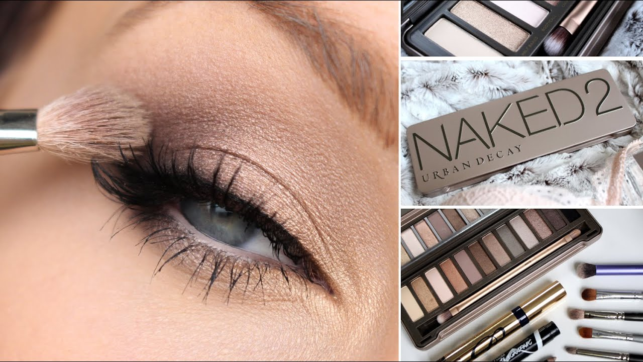 Best Eyeshadow Palettes-Urban Decay Naked 2 Palette