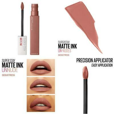 Best Liquid Lipstick -Maybelline SuperStay Matte Ink Un-nude
