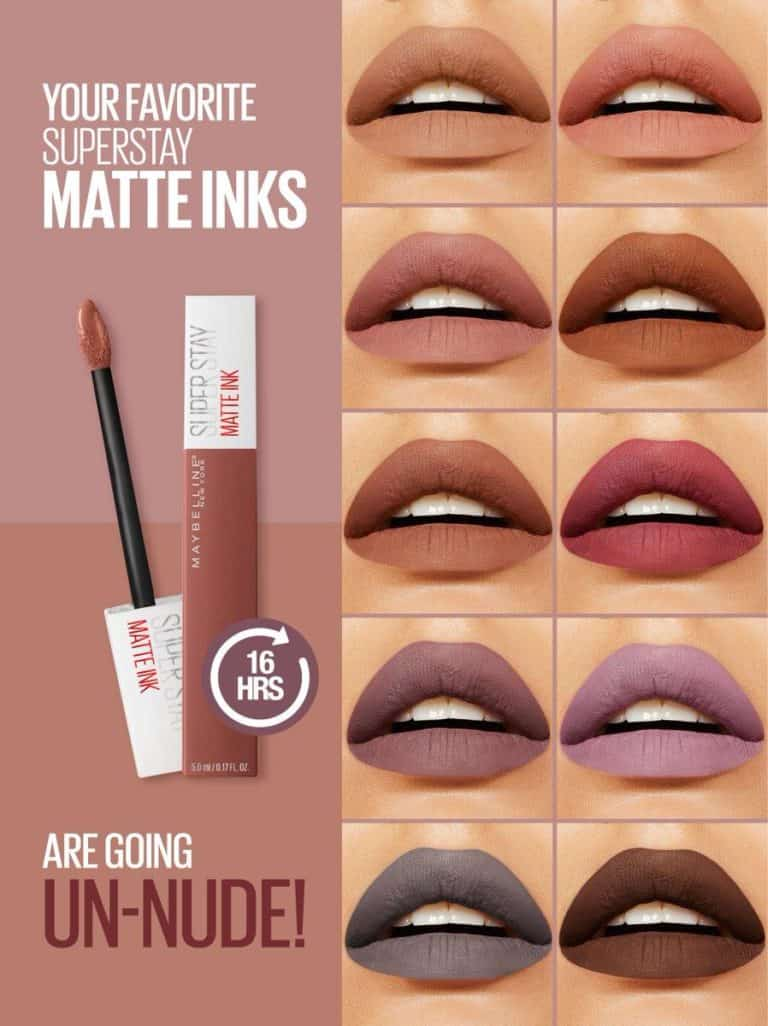 15 Best Nude Lipsticks for 2021 - Nude Lipstick Colors for