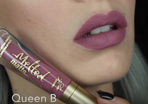 Best liquid lipstick -Too Faced Melted Matte Liquified Matte Long Wear Lipstick - Queen B