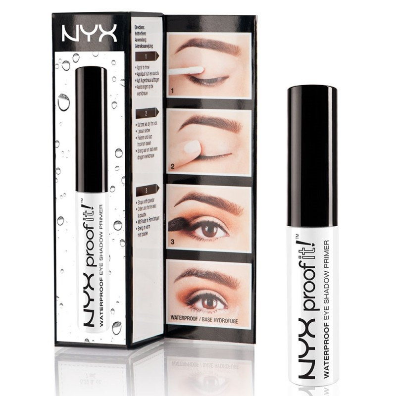 NYX Proof It