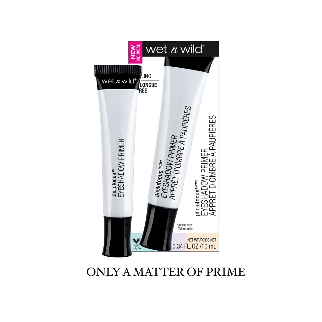 Best Eyeshadow Primer - Wet & Wild Photofocus Eyeshadow Primer
