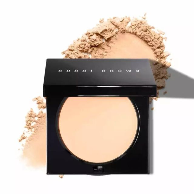 Bobbi Brown Finish Compact Powder - Best Face Powder