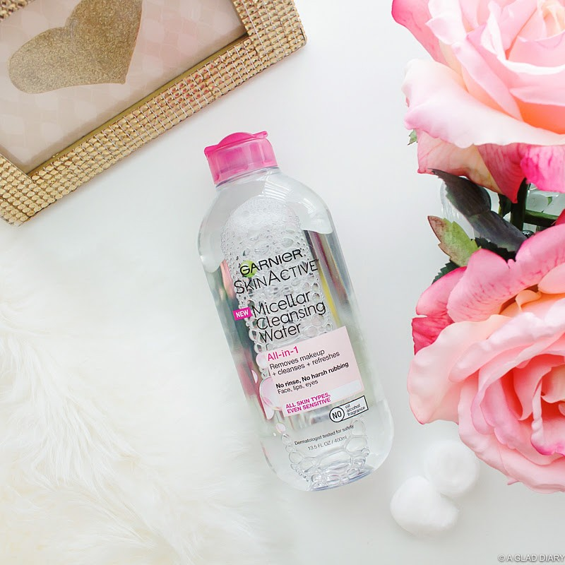 Best Makeup Remover For Eyes- Garnier SkinActive