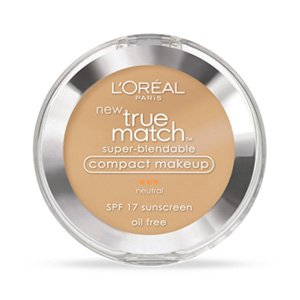 L'Oréal Paris True Match Super-Blendable Powder- Best Drugstore Face Powder Reviews