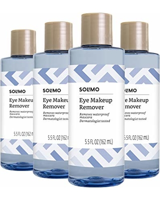 Solimo Eye Makeup Remover
