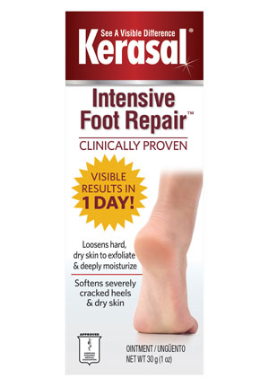 Best foot cream for cracked skin
