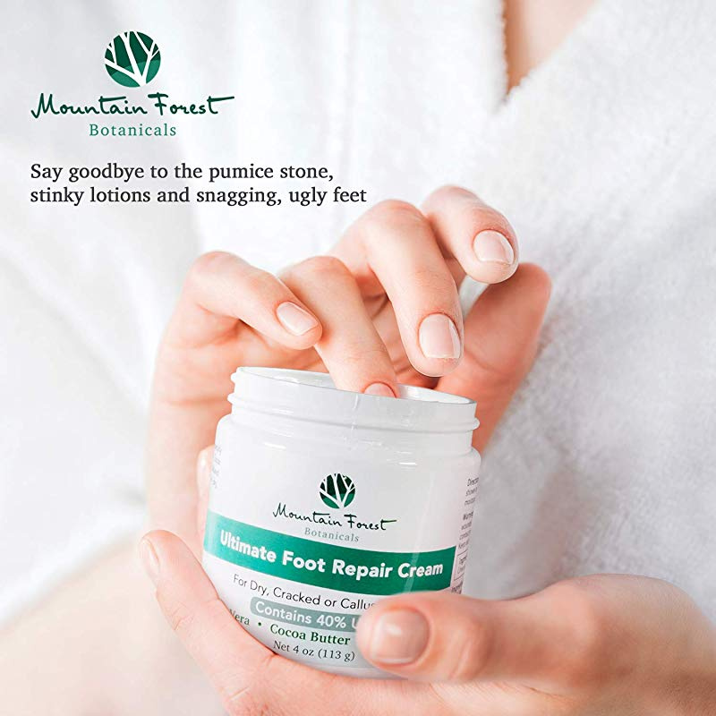 Best foot cream for rough skin