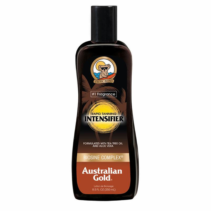 Australian Gold Rapid Tanning Intensifier Lotion - best rapid tanning lotion