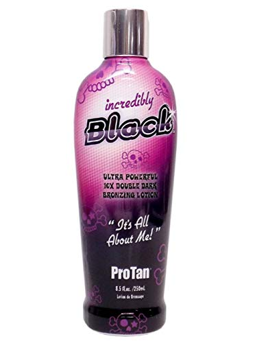 Pro tan Incredibly Black Double Dark - best double dark tanning lotion