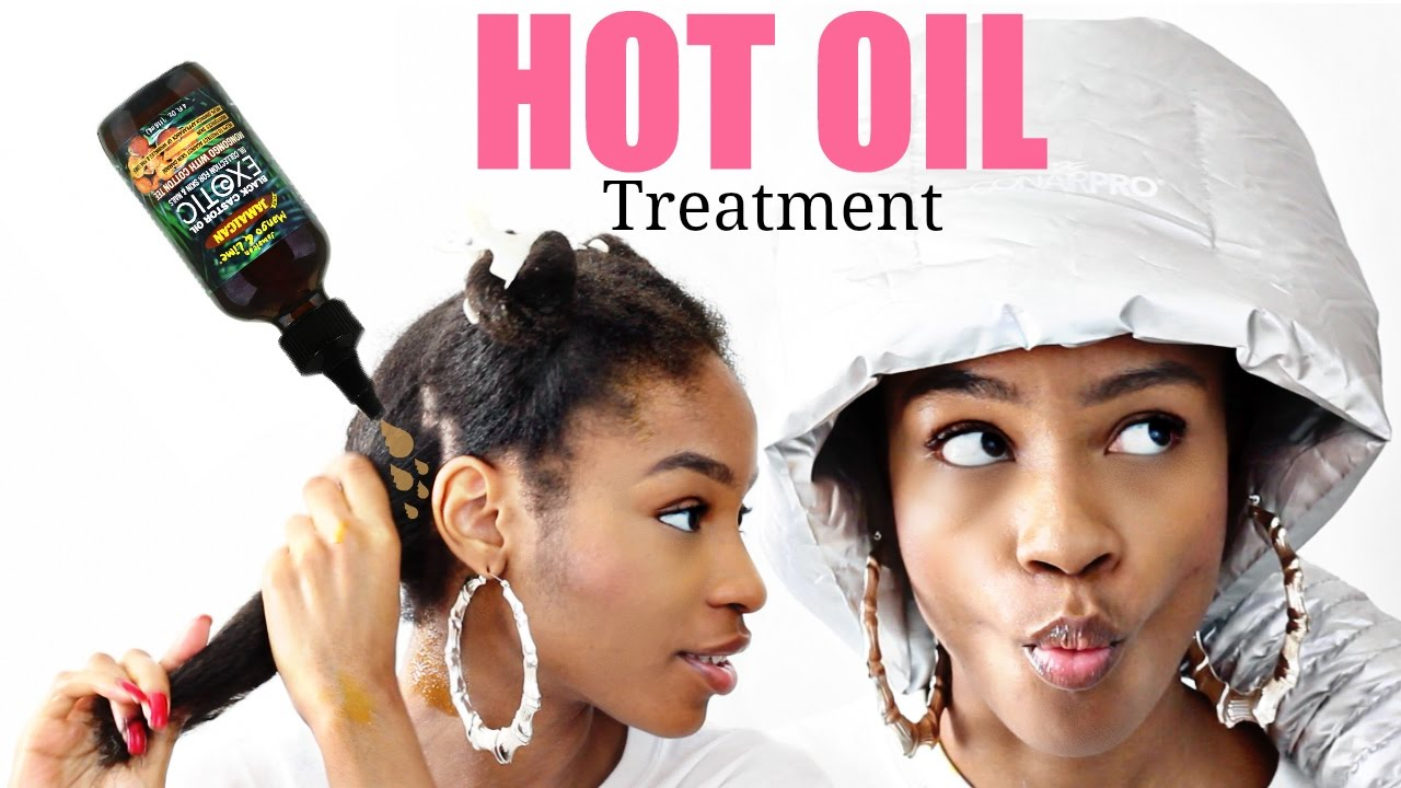 Hot Oil Treatment for Natural Hair - Pros and Cons of hot oil treatment
