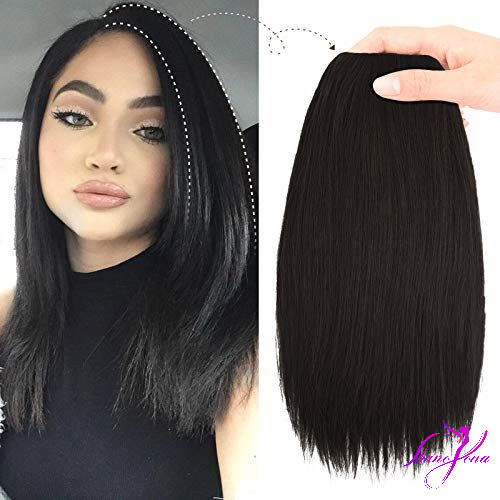 REECHO Long Thick Hairpieces - Best Straight Hairpieces for women