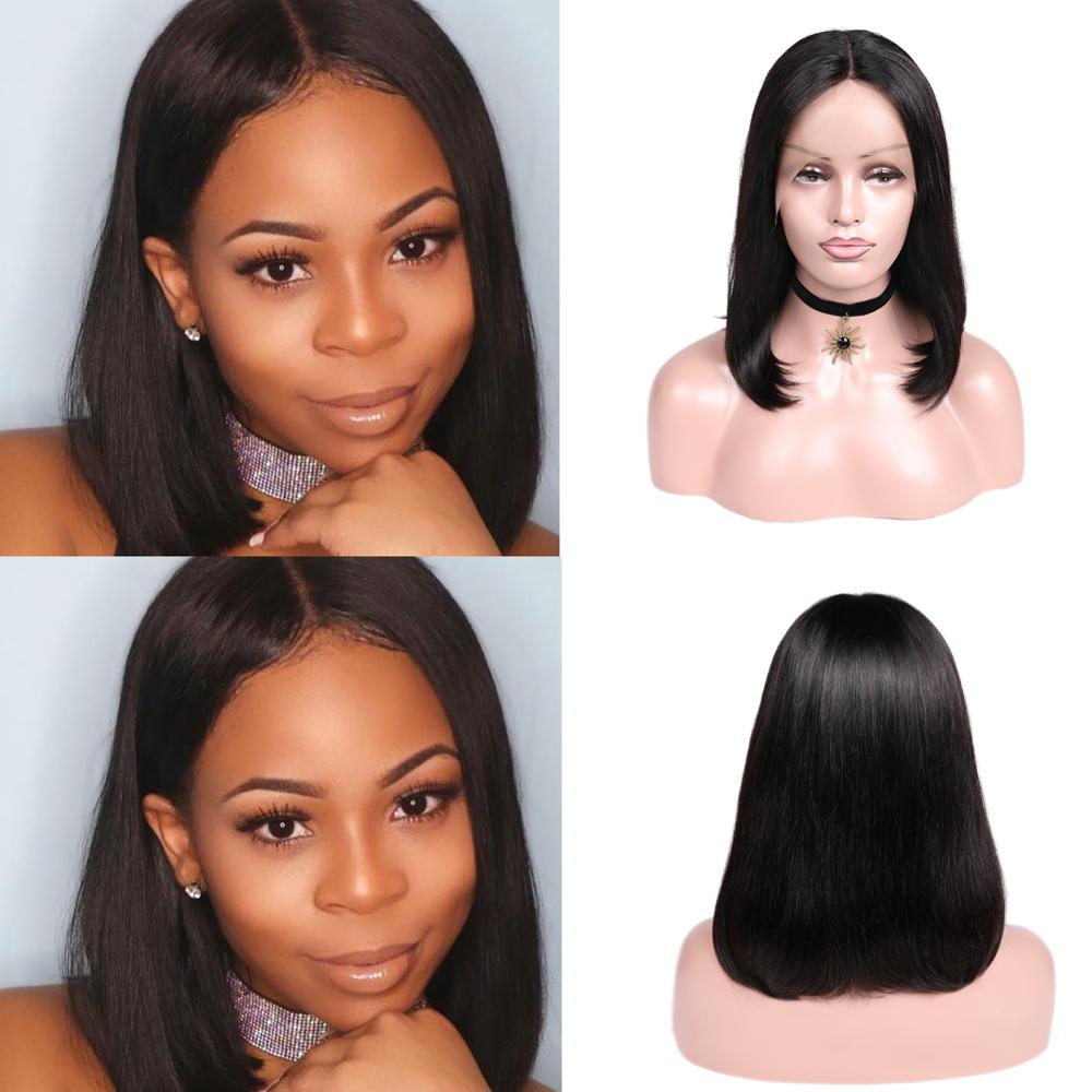 Remy Cushion Straight Real Hair - Best Natural Human Hair Extension for women