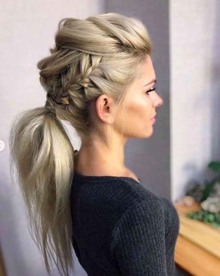 The Classic Ponytail - Best Trending Hair Style for School Girls